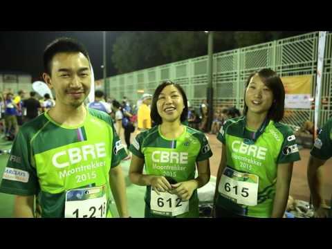 CBRE Hong Kong Takes on Moontrekker 2015