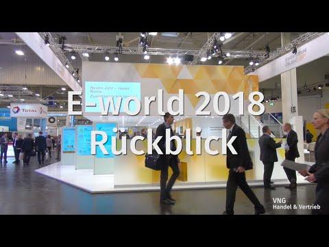 Rückblick – VNG auf der E world 2018