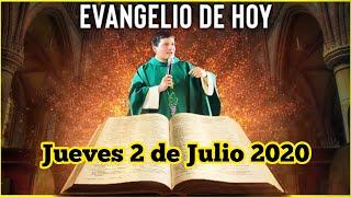 EVANGELIO DE HOY Jueves 2 de Julio de 2020 con el Padre Marcos Galvis