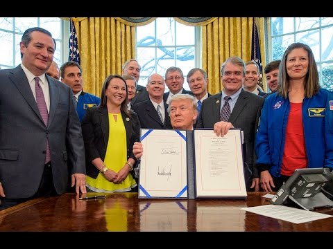 NASA Highlighted in President's Weekly Addres…