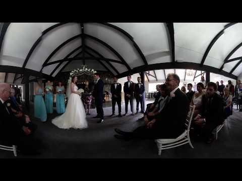Kyle & Hana Wedding in 360 3D 4K