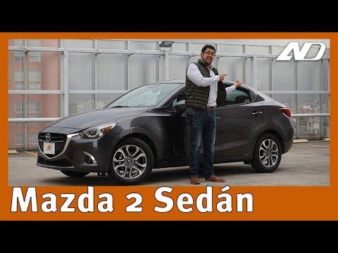 Mazda 2 Sedán - Al pequeño coche deportivo le salieron pompas