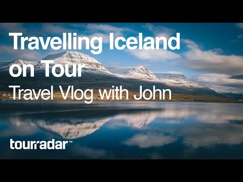 Travelling Iceland on Tour: Travel Vlog with John