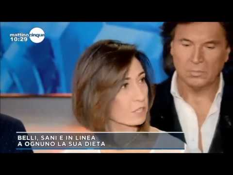 """Chiara Manzi porta Cucina Evolution su Canale5: a """"MattinoCinque"""" l'Antiaging Italian Food"""