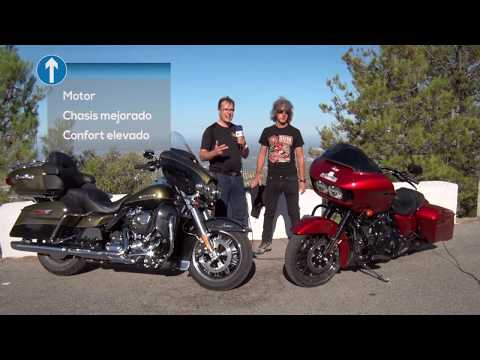 Motosx1000: Test Harley Davidson Road Glide Special y Ultra Limited