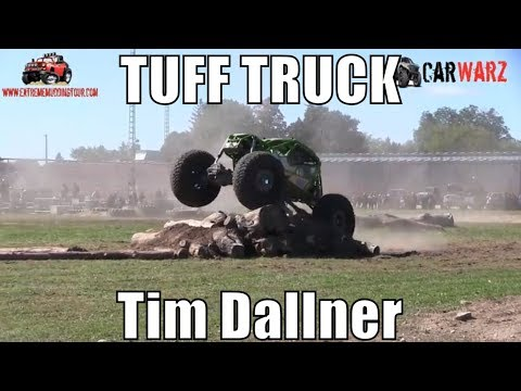 Tim Dallner Green Buggy First Round Unlimited Class Minto Tuff Truck Challenge 2018