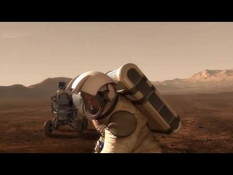 Life on Mars panel at Bellevue College