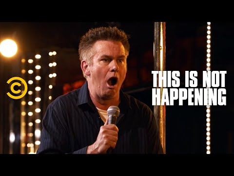 connectYoutube - This Is Not Happening - Brian Regan - Boo Sailboat