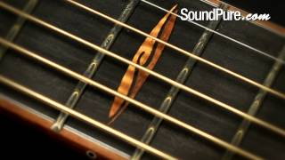 McPherson 4.0XP Engelmann Spruce/Figured Bubinga Acoustic Guitar Demo - McPherson Guitars