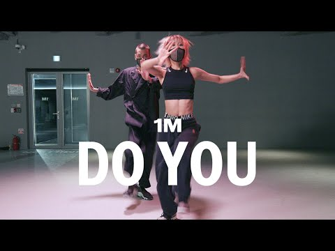 TroyBoi - Do You? / Jin Lee X I Ban Choreography