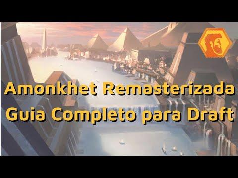 Magic Arena Amonkhet Remasterizada Draft - GUIA COMPLETO (Arquétipos e Dicas Gerais)