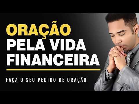 ORAÇÃO PELA VIDA FINANCEIRA