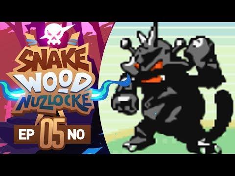 connectYoutube - EEAKKKKKKK! - Pokémon Snakewood Nuzlocke w/ FeintAttacks! Episode #05