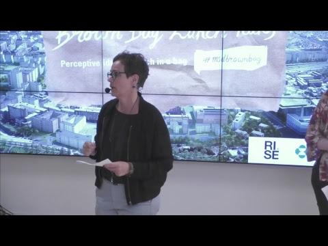 Brown Bag Lunch Talks: Kliniska prövningar är värdefull valuta för Sverige den 16 maj 2018