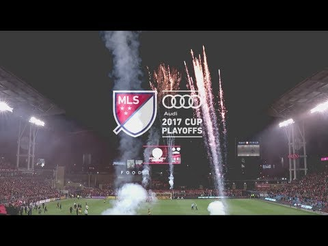 Audi 2017 MLS Cup Playoffs
