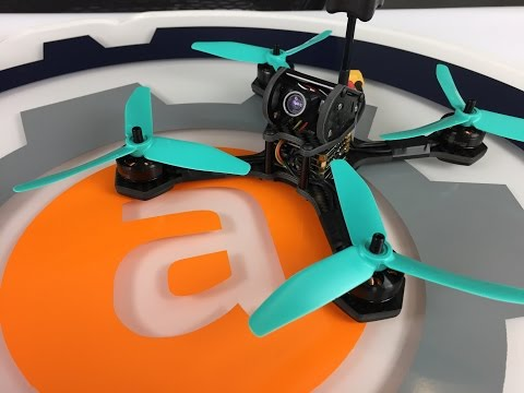 The Ultimate Racing Drone?