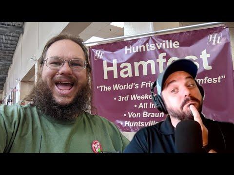 Huntsville HamFest Awesomeness