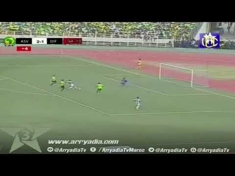 عصبة الأبطال| فيتا كلوب الكونغولي 2-2 الدفاع الحسني الجديدي