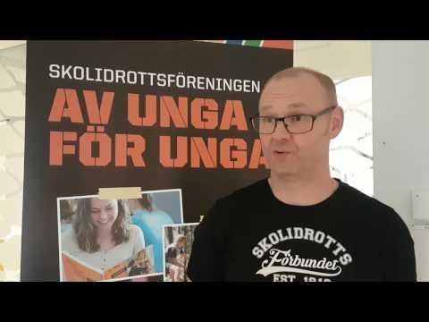 Pär Ånell om Skolidrottsförbundets nya samarbete med Clowner utan Gränser