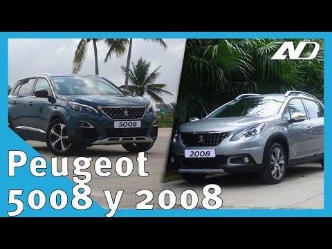 """Peugeot 5008 y 2008 - ¿Qué hay de nuevo con las SUVs de Peugeot"""" - Primer vistazo"""