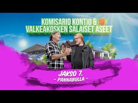 Komisario Kontio & Valkeakosken salaiset aseet,  jakso 7; Pannabulla