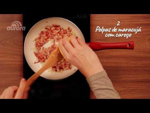 Receita Blesser® Aurora com Farofa deliciosa