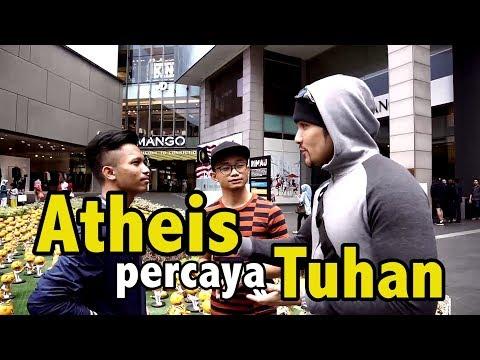 connectYoutube - Street Experiment - Merubah Atheis Agar Percaya Tuhan