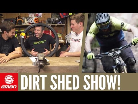 "Do Punctures Ruin A Mountain Bike Ride"" Dirt Shed Show Ep. 108"