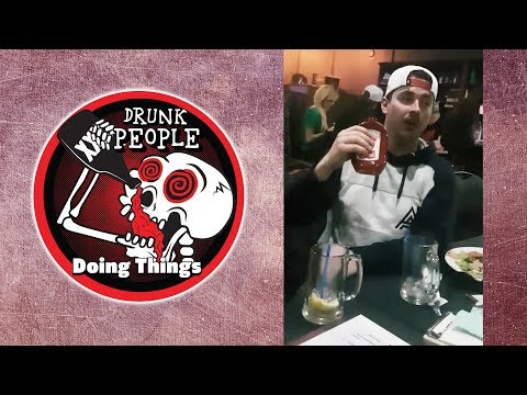 TOP 5 DUMB DRINKING VIDEOS!   DRUNK PEOPLE DOING THINGS (Drunk Fail Compilation!)