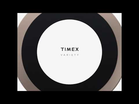 How to mix and match your Timex Variety watch