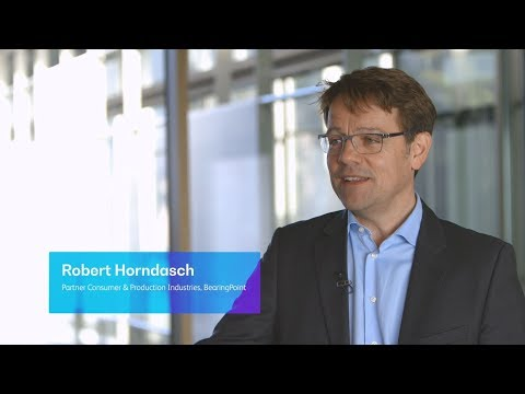 eMobility - Interview Robert Horndasch, Partner at BearingPoint (EN)