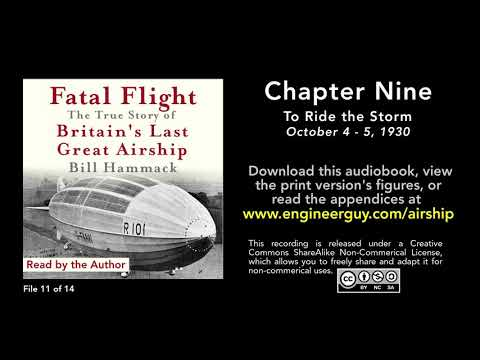 connectYoutube - Fatal Flight audiobook: Chapter Nine: To Ride the Storm (11/14)