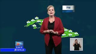 El Tiempo en Cuba: calor y aisladas lluvias
