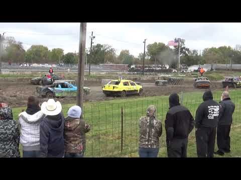 Halloween Bump'n'  Grind (Youth) Heat 2 (Bay County fairgrounds) Bay City,Michigan