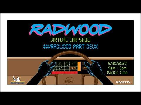 VRADWOOD PART DEUX - RADWOOD VIRTUAL CAR SHOW, PART 3