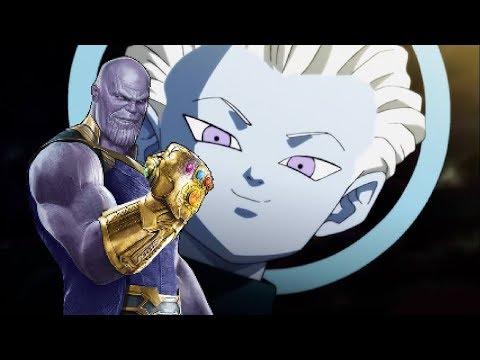 Thanos vs Daishinkan and Angels Power Levels (Dragon Ball Super vs Marvel)