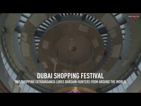 Dubai's world famous destinations