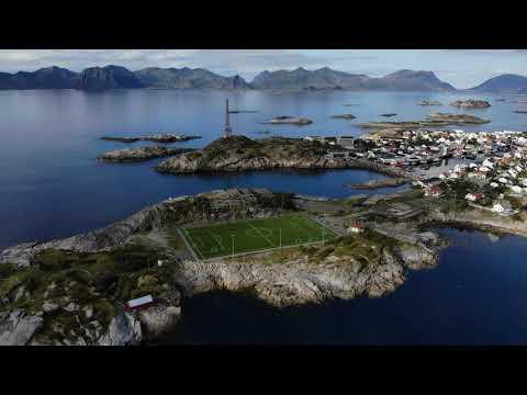 Unisport artifical turf - Henningsvær - Norway