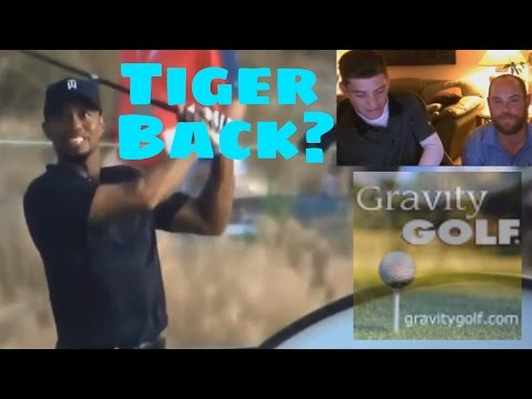 Tiger Woods Hero Challenge Swing Analysis and Commentary