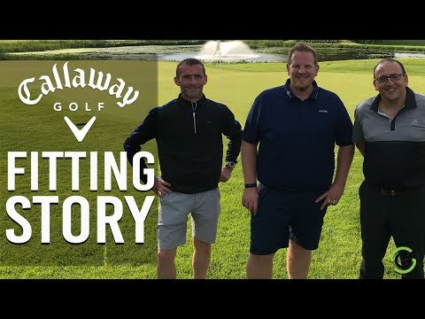 CALLAWAY IRONS FITTING STORY - Improve Your Iron Play