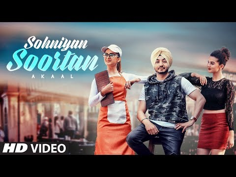 Sohniyan Soortan-Akaal Full HD Video Song With Lyrics | Mp3 Download
