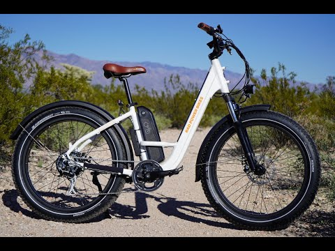 Rad Power Bikes RadRover Step-Thru Electric Fat Bike Review | Electric Bike Report