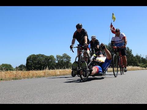 DSV støtter cykelløbet Denmark Challenge