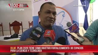 CONICYT presenta el plan 2020 en la universidad URACCAN de Bilwi – Nicaragua