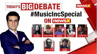 Music Industry big wigs on the road ahead | NewsX - NEWSXLIVE