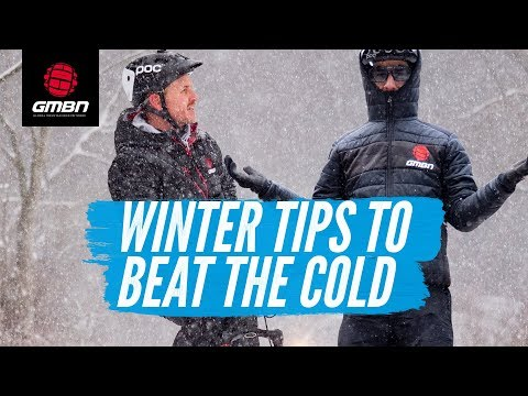 Winter Tips To Beat The Cold On The Bike