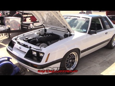 TURBO COYOTE 5.0 VS TWIN TURBO MUSTANG GRUDGE MATCH!!! Poster