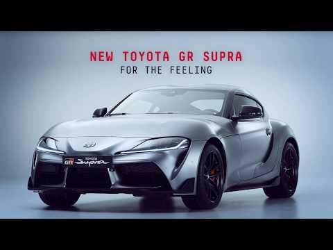 Toyota GR Supra | Full Reveal