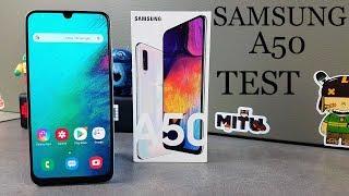 Vidéo-Test : Samsung Galaxy A50, test, la réussite du milieu de gamme
