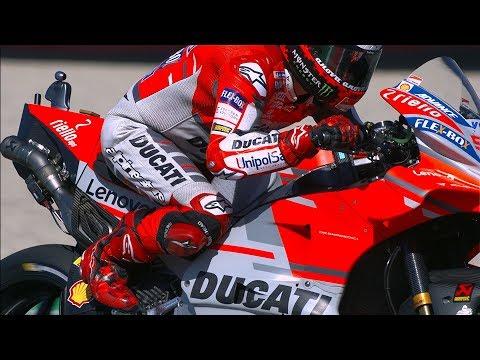 Ducati talk about the Dutch GP